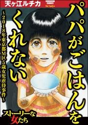 パパがごはんをくれない~2018年東京都M区5歳女児虐待事件~